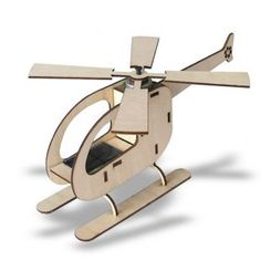 Solar Powered Helicopter Kit
