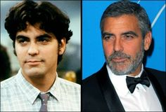 Aging... George Clooney