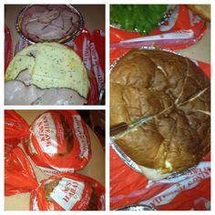 #Graduation #Party #Blog- #Menu-Assembling the #Hawaiian sandwiches
