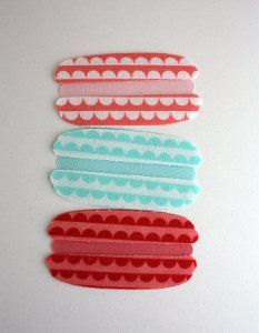 Say 'oui oui' to the cutest new applique pattern around, the Sweet Applique French Macaroons!