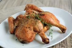 Butterflied Roast Chicken #autoimmunepaleo #autoimmuneprotocol
