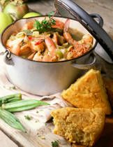 Southern Cooking ~ Seafood Gumbo