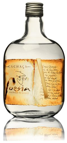 cachaça #packaging #label