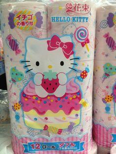 Hello Kitty TP