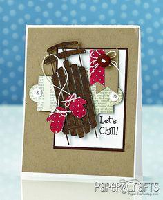 @Jennifer Milsaps L del Muro - Paper Crafts magazine