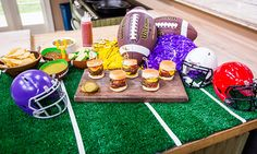 .@Cristina Ferrare cooks her #sliders and other favorite #Superbowl dishes!