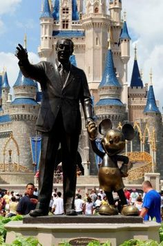 walt disney with mickey mouse - Google Search