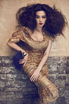 Fan Bingbing by Chen Man for Madame Figaro, China, May 2012