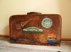 Vintage Suitcase