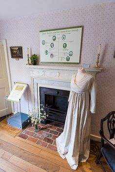 Jane Austen museum at Chawton Cottage