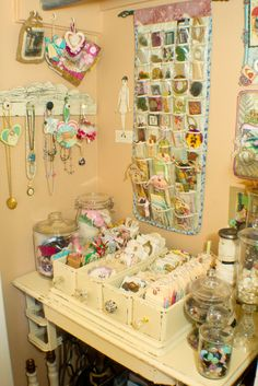 Love the use of the shoe/jewelry holder for storage you ccan see! by Michele at Something Special