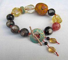 earthy bracelet