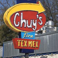 Chuy's.