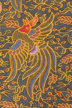 Batik batik craft, exot batik