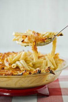 Macaroni & Cheese with Truffle Oil