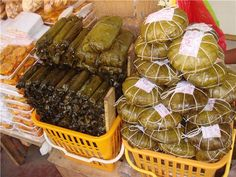 Famous delicacies of Leyte and Samar