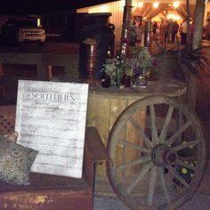 """Southern Soirée"" A Barn Party Fundraiser hosted by the Junior Auxiliary of Jonesboro, Arkansas"