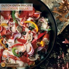 35 Incredibly Easy Dutch Oven Recipes For Camping   50 Campfires