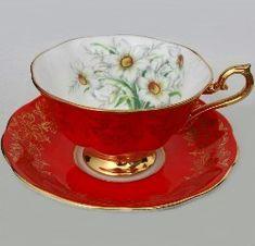 Royal Albert - N Page www.royalalbertpatterns.com tea time, tea cup, red tea, teacup