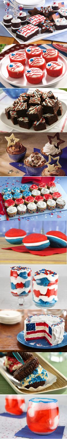 4th of July recipes!