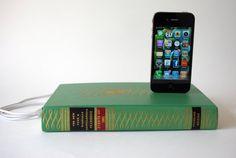book iphone dock