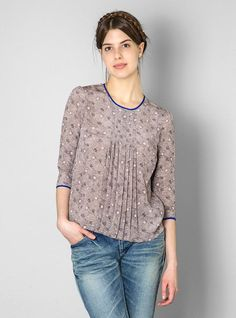 Couverture and The Garbstore - Womens - Tocca - Frieda Blouse
