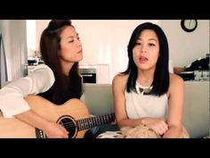 holy moly! <3 these girls!    Try - Pink (Jayesslee Cover)