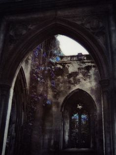 haunted abbey