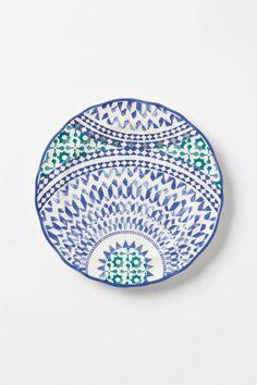 Terrazzo Dessert Plate - Anthropologie.com