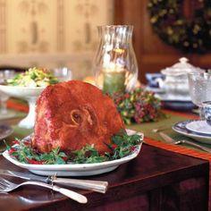 Fire and Spice Ham Easter Menu | CookingLight.com