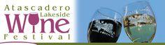 Annual Lakeside Wine Tasting Festival June 22th