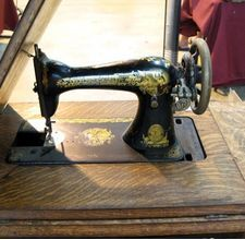 How to Convert Electric Sewing Machines to Treadle