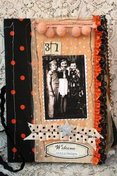 halloween journal for each year!!!!