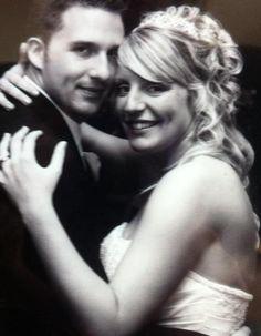 Jerimey & Melissa, wedding day
