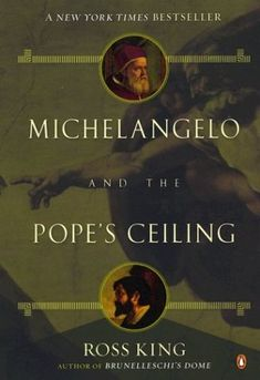 Michelangelo and the Pope's Ceiling unveils the story behind the art's making, a story rife with all the drama of a modern-day soap opera. Only $3.97 from Thrift Books.