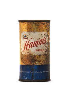 Hamm's Vintage Beer #Can