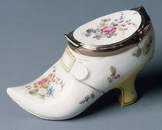Snuffbox  Mennecy   Date: ca. 1750–60