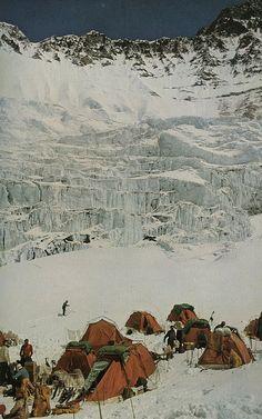 Mt. Everest base camp 1