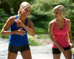 Tosca Reno(52) & Jamie Eason(35), fitness inspirations at any age