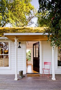 Tiny House Sauvie Island.