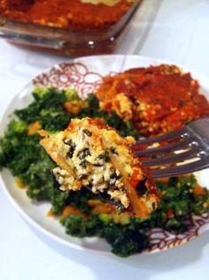 Skinny Vegan Lasagna   Hummusapien