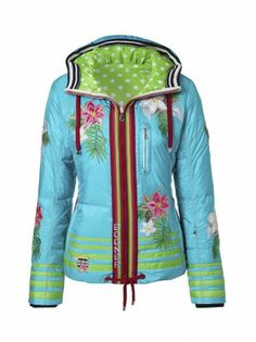 Want it.  At a 90% discount.  Reversible Down Jacket Juana-D