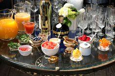 Champagne Bar via Hello Love / Sam Sano