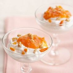 Apricot Yogurt Delight
