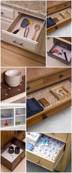 This site has awesome shelf liner for all rooms of the house.  Not your run of the mill stuff either.  They will even cute to size.