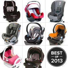 Best Car Seats of 2013