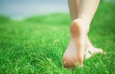 Find the ground this weekend and go barefoot!  Your sleep, stress, and attitude will be affected in a positive way.