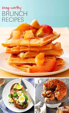 Need some brunch inspiration? Check out our best breakfast and brunch recipes here: http://www.bhg.com/recipes/breakfast/brunch/brunch-recipe-ideas/?socsrc=bhgpin101214