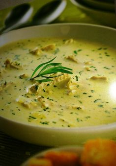 Chicken And Tarragon Soup Recipes
