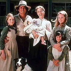 Little House on the Prairie. Pretty sure I've seen every episode.